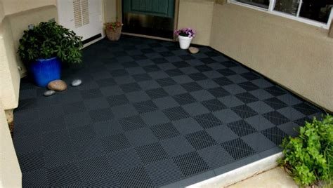5 Outdoor Rubber Mats - Benefits, Uses, How To Install and