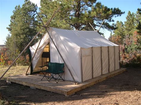 Sweet Wall Tent   Canvas wall tent, Outfitter tent, Tent
