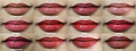 Swatches + Review: The New Colourette Velvetints — Project