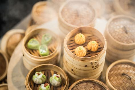 Guide to the different types of dim sum at Yauatcha Riyadh