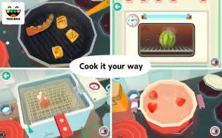 Toca Kitchen 2   Free Play and Download   Gamebass
