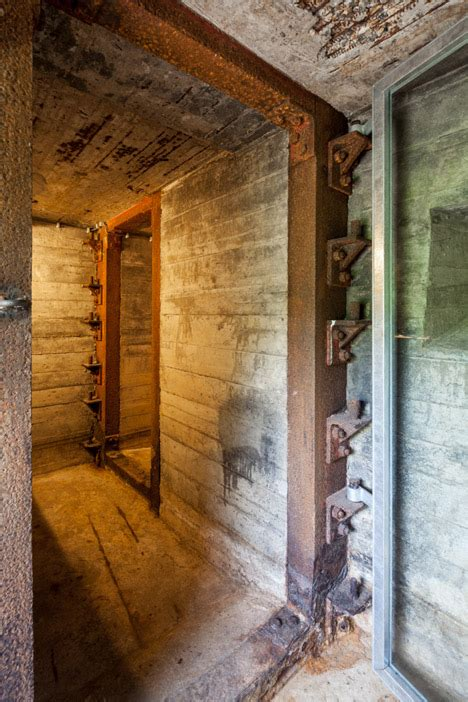 Subterranean Secret: Bunker Converted to Holiday Home
