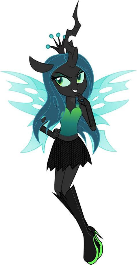 My Little Pony Queen Chrysalis Picture - My Little Pony