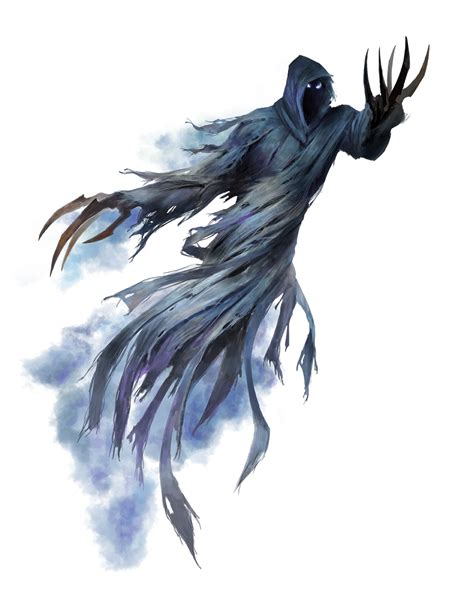 Aiudara Wraith - Monsters - Archives of Nethys: Pathfinder