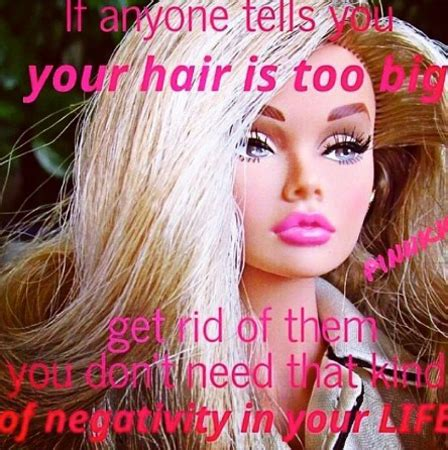 14 Unexpectedly Bitchy Barbie Memes   QuotesHumor
