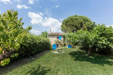 Charming renovated small stone farmhouse for sale in