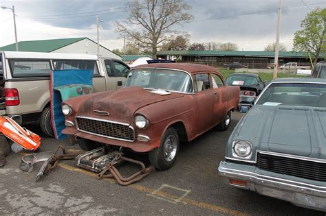 History - looking for old 55 chevy