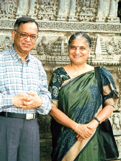 Sudha & Narayana Murthy's Story Teaches Us There Is More