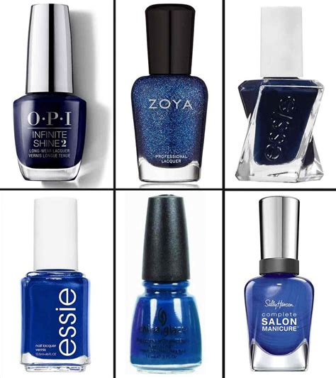 15 Best Blue Nail Polish In 2021