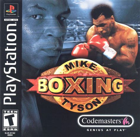 Mike Tyson Boxing for PlayStation (2000) - MobyGames