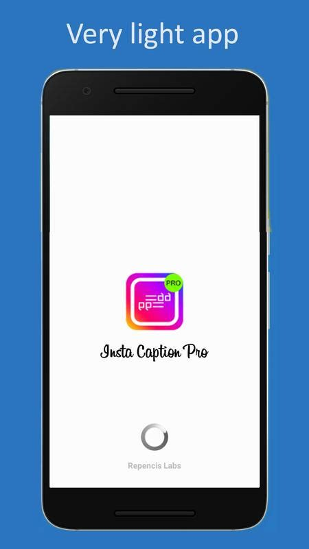 Insta Caption Pro for Android - APK Download