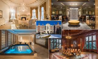 Inside New Jersey's 50K-square-foot mansion worth $48M