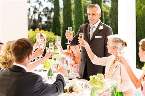 Wedding Toasts for the Father of the Bride