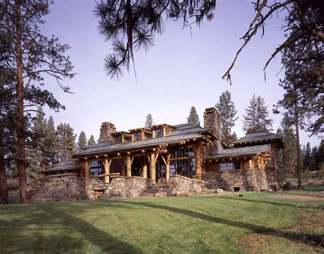 RUSTIC | Ewing Architects