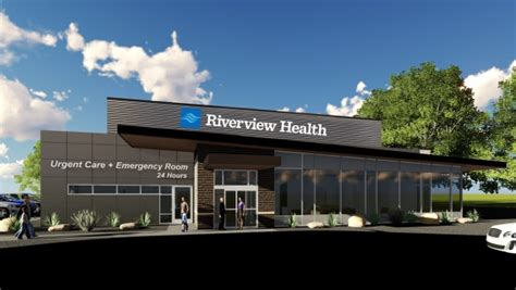 Riverview Health to Open Four New Combined ER and Urgent