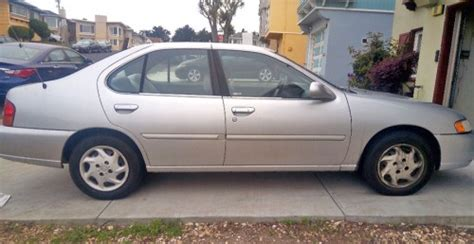Car For Sale Under $3K Daly City CA: Nissan Altima '99 By