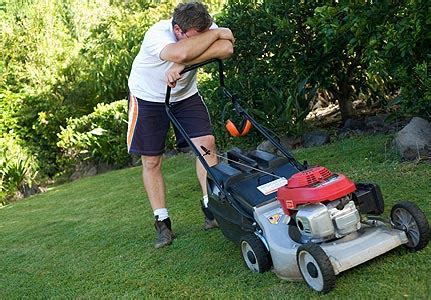 Preferred Landscape and Lighting: Time to mow the lawn