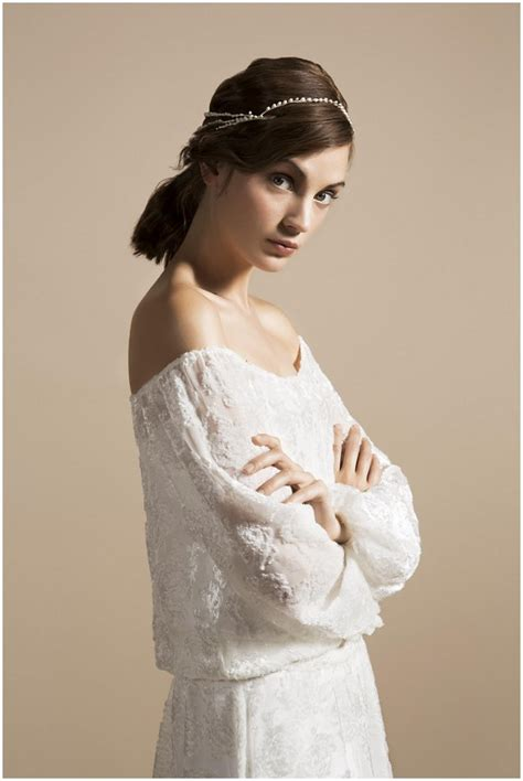 Delphine Manivet 2014 Collection - French Wedding Dresses