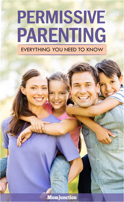 Permissive Parenting: Its Characteristics And Effect On