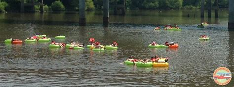 Cape Fear River Adventures - Lazy River Tubing