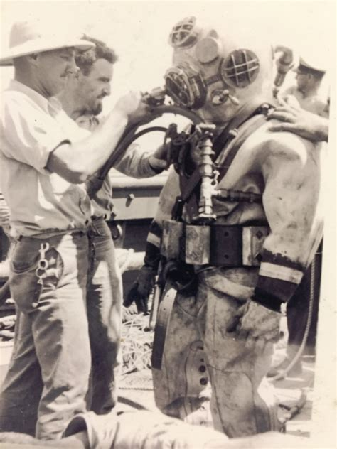 Navy's oldest Pearl Harbor salvage diver dies at 103 - The