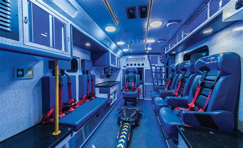 Manufacturers Make Customized Ambulances for Special