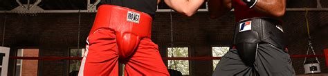Groin Protectors & Cups - TITLE Boxing