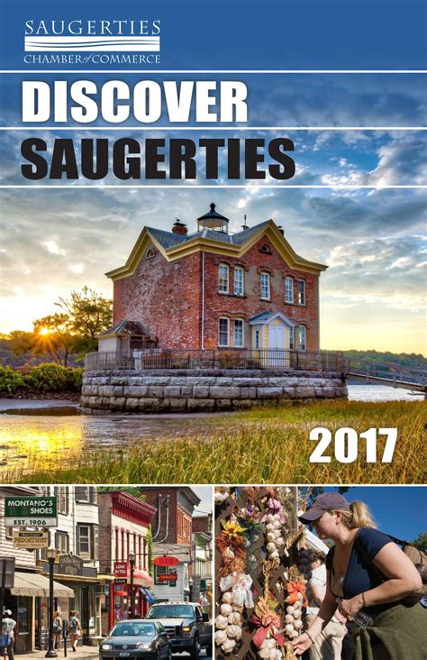 Discover Saugerties Guide 2017 by ColorPage Marketing and