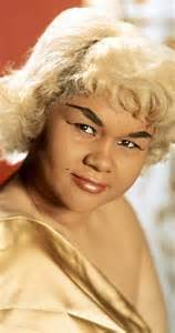 Beyonce gets the blues by going blonde for Etta James